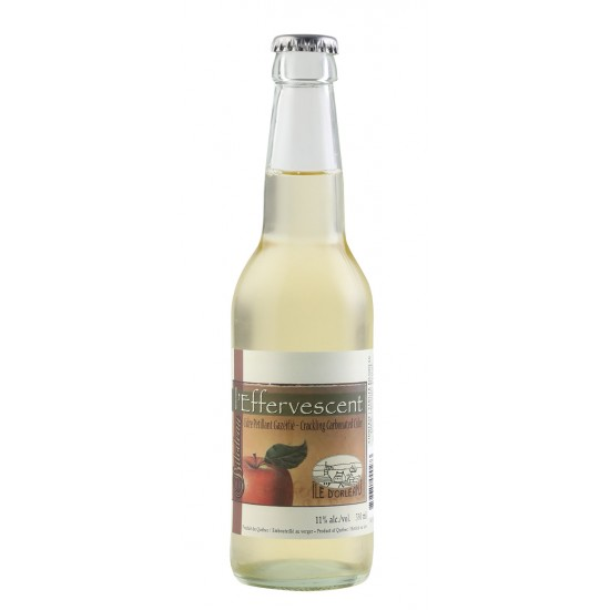L'Effervescent;  Crackling Carbonated Cider